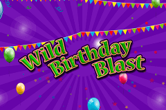 Wild Birthday Blast Slot Machine
