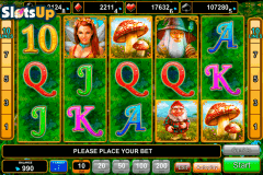 Fortune Spells Slot Machine