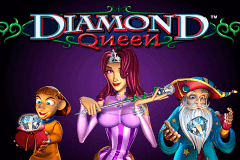 Diamond Queen Slot Machine