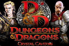 Dungeons And Dragons: Crystal Caverns Slot Machine