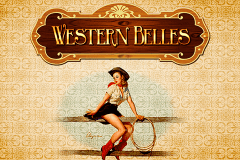 Western Belles Slot Machine