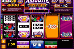 Absolute Super Reels Slot Machine