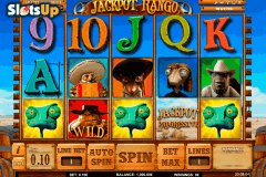 Jackpot Rango Slot Machine