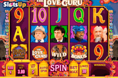The Love Guru Slot Machine