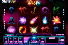 Wisps Slot Machine