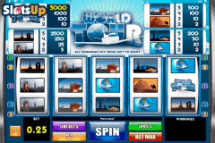 World Tour Slot Machine