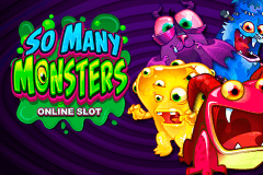 So Many Monsters Slot Machine