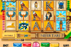 Nefertari Slot Machine
